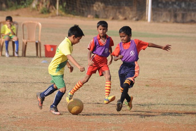 Goa Football Development Council (GFDC) to celebrate AFC Grassroots Day across all centres in Goa. (Photo courtesy: GFDC)