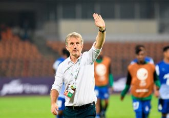 Bengaluru FC Head Coach Albert Roca (Photo courtesy: Bengaluru FC)