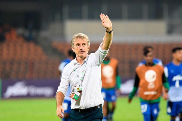 Bengaluru FC Head Coach Albert Roca (Photo courtesy: Bengaluru FC)