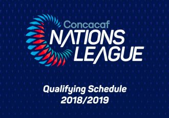 Schedule Confirmed for Qualifying Phase of the Concacaf Nations League