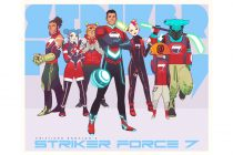 Cristiano Ronaldo's STRIKER FORCE 7 - animation artwork preview 1 (Image courtesy: PRNewswire/Graphic India)