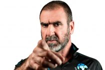Manchester United legend Eric Cantona coming home to Old Trafford with Soccer Aid for Unicef (Photo courtesy: Unicef)