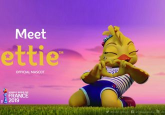 ettie revealed as Official Mascot for FIFA Women's World Cup France 2019 (Image courtesy: FIFA)