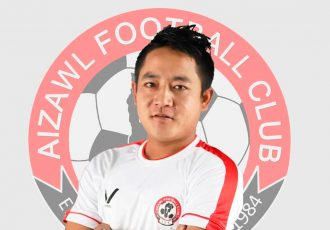 Aizawl FC midfielder David Lalrinmuana (Photo courtesy: Aizawl FC)