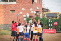 Delhi Dynamos reaches out to over 25,000 kids in grassroots program. (Photo courtesy: Delhi Dynamos FC)