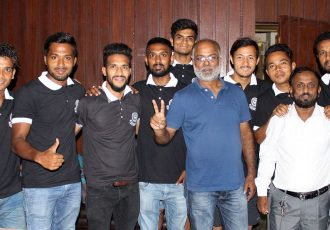 Mohammedan Sporting Club register 16 players for Calcutta Football League. (Photo courtesy: Mohammedan Sporting Club)