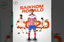 NEROCA FC sign talented midfielder Saikhom Ronald Singh from ATK (Photo courtesy: NEROCA FC)