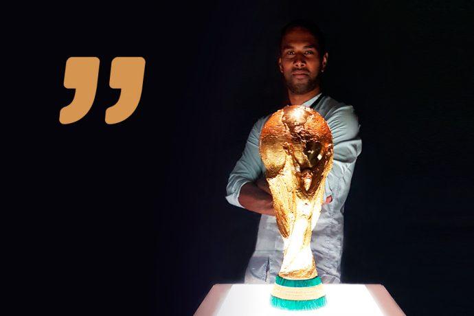 Chris Punnakkattu Daniel (CPD Football) on Germany's 2018 FIFA World Cup exit.
