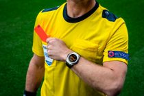 Hublot and Football are connected: Big Bang Referee 2018 FIFA World Cup Russia (Photo courtesy: Hublot)