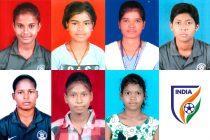 Seven players from Odisha called-up to India U-17 Women's team. (Photo courtesy: Football Association of Odisha)