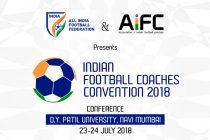 Indian Football Coaches Convention 2018