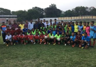 All India Football Federation kick starts fresh scouting campaign (Photo courtesy: AIFF Media)