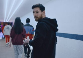 adidas assembles a team of the worlds most influential creators including Lionel Messi to prove Creativity is the Answer. (Photo courtesy: adidas)