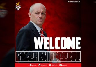 ATK appoint Steve Coppell as their new Head Coach (Photo courtesy: ATK)