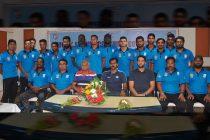 AFC 'C' License Coaching Course kicks-off in Odisha. (Photo courtesy: Football Association of Odisha)