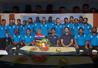 AFC 'C' License Coaching Course kicks-off in Odisha. (Photo courtesy: Football Association of Odisha)