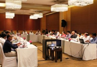 AIFF Executive Committee meets in Mumbai & decides numerous points. (Photo courtesy: AIFF Media)