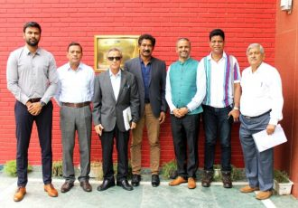 AIFF Technical Committee (Photo courtesy: AIFF Media)
