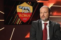 AS Roma's IT manager Sergio Di Vita (Photo courtesy: Screenshot - Egnyte Video)