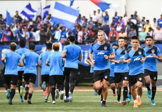 Bengaluru FC regroup for pre-season as AFC Cup challenge continues. (Photo courtesy: Bengaluru FC)
