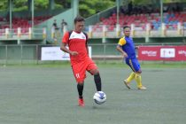 Chanmari FC start off Mizoram Independence Cup in clinical fashion. (Photo courtesy: Mizoram Football Association)