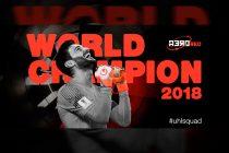 Hugo Lloris becomes World Champion wearing uhlsport goalkeeper gloves. (Photo courtesy: obs/uhlsport GmbH)