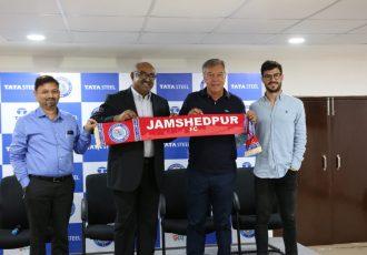 César Ferrando Jiménez appointed new Head Coach of Jamshedpur FC (Photo courtesy: Jamshedpur FC)