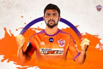 Right-back Keenan Almeida signs with FC Pune City. (Image courtesy: FC Pune City)