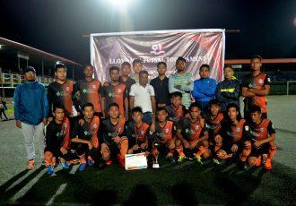 Lloyd Mizoram FA Futsal Tournament concludes in Aizawl (Photo courtesy: Mizoram Football Association)