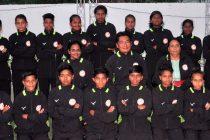 FAO announce their Odisha Sub-Junior State Girl's squad (Photo courtesy: Football Association of Odisha)
