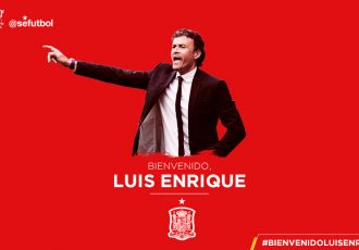 Luis Enrique appointed new Spain national team head coach. (Image courtesy: RFEF)