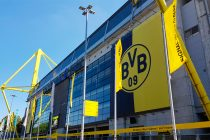 Borussia Dortmund's Signal Iduna Park in Dortmund. (© CPD Football)