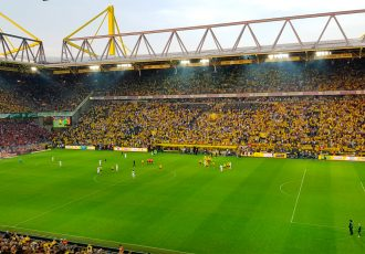 Bundesliga matchaday at Borussia Dortmund's SIGNAL IDUNA PARK (© CPD Football)