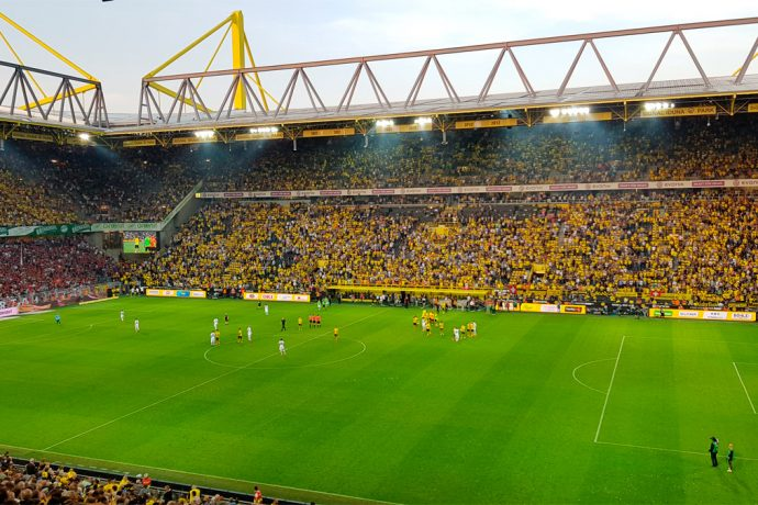 Bundesliga matchaday at Borussia Dortmund's SIGNAL IDUNA PARK (© CPD Football)