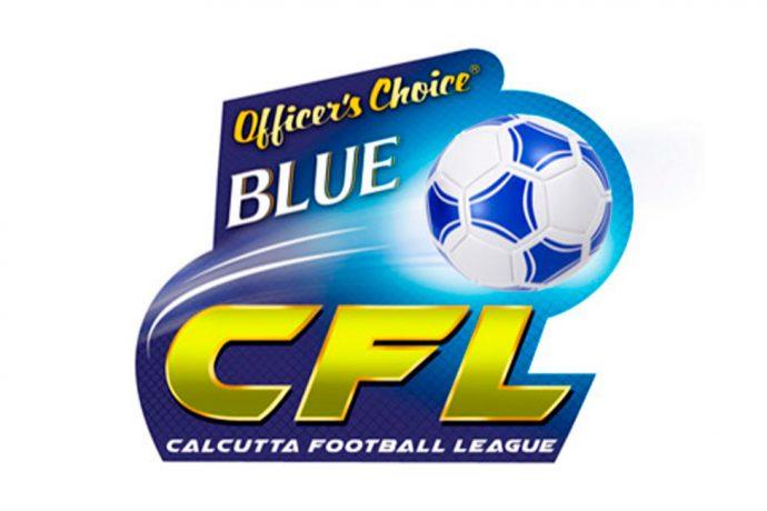 CFL - Officer's Choice Blue Calcutta Football League