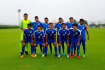 India U-16 national team (Photo courtesy: AIFF Media)
