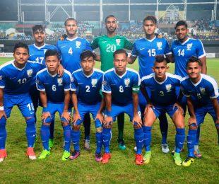 India U-20 national team (Photo courtesy: AIFF Media)