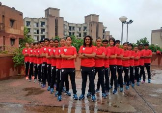 India Women's national team (Photo courtesy: AIFF Media)