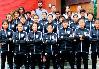 India Women's national team (Photo courtesy: AIFF Media)