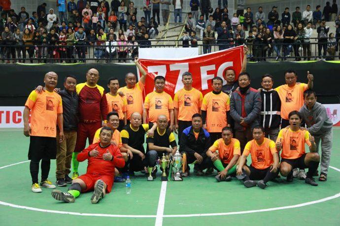 MFA to organise Futsal Tournament, Futsal Club Officials Meet and Referee Training. (Photo courtesy: Mizoram Football Association)