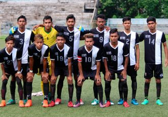 Mohammedan Sporting Club U-19 team (Photo courtesy: Mohammedan Sporting Club)