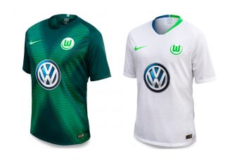 VfL Wolfsburg present their new Nike home and away kit