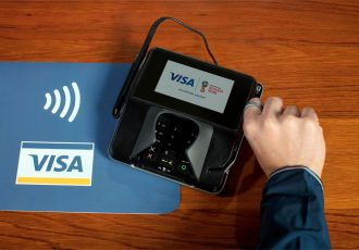 Contactless technology powers 50% of purchases at 2018 FIFA World Cup. (Photo courtesy: Visa)