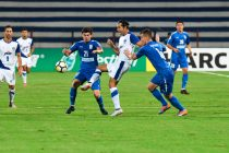 AFC Cup Inter-Zone Semifinal between Bengaluru FC and Altyn Asyr FK from Turkmenistan. (Photo courtesy: Bengaluru FC)