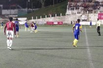 Electric Veng FC seal their place in the last four of the LG Independence Cup (Photo courtesy: Mizoram Football Association)