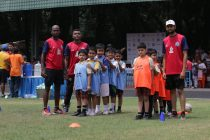 Jamshedpur FC holds first-ever Grassroots Football Festival (Photo courtesy: Jamshedpur FC)