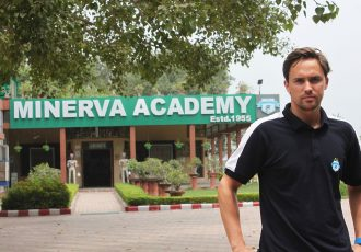 Minerva Punjab FC appoint Paul Munster as new Technical Director (Photo courtesy: Minerva Punjab FC)