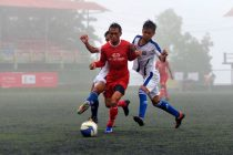 Back to back victories for Mizoram Police in LG Independence Cup (Photo courtesy: Mizoram Football Association)