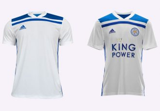 adidas and Leicester City FC cause a shitstorm with new away kit