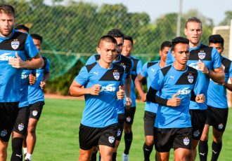 Bengaluru FC squad during a training session. (Photo courtesy: Bengaluru FC)